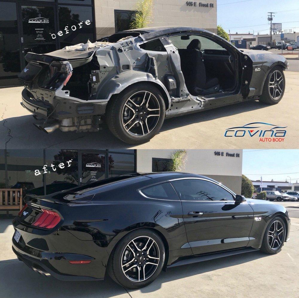 Car Body Shop >> Covina Auto Body Shop 146 E Front St Covina Ca 2019