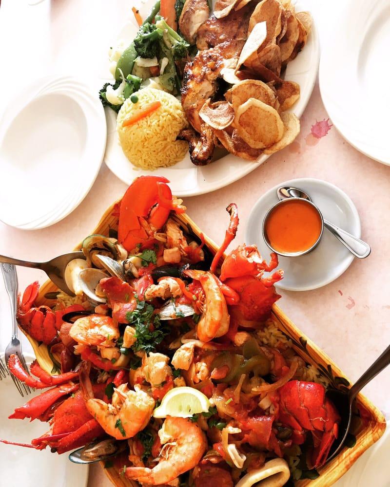 Antonio's Authentic Portuguese Restaurant: 2455 Long Beach Rd, Oceanside, NY