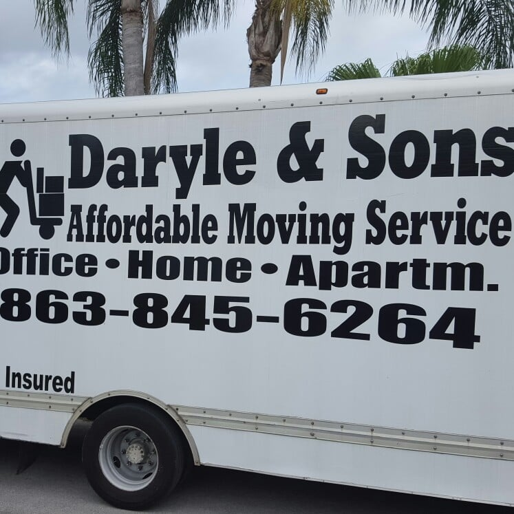 Daryle & Sons: 2480 Ave B SW, Winter Haven, FL
