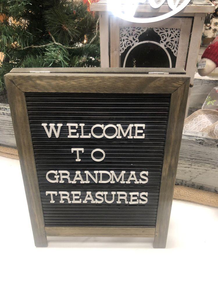 Grandma's Treasures: 4616 Main St, Denair, CA