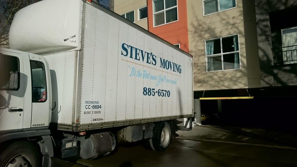 Steve's Moving