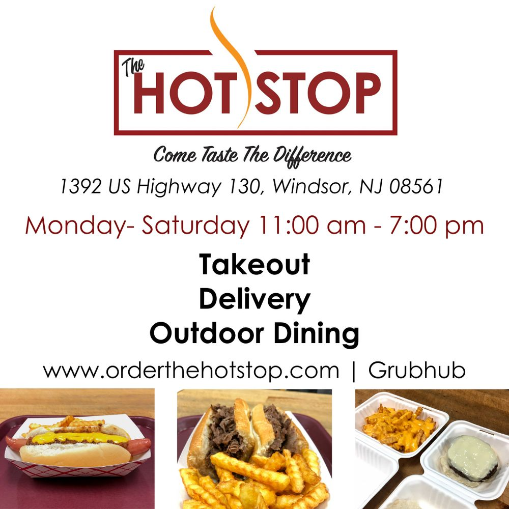 The Hot Stop: 1392 US Hwy 130, Windsor, NJ