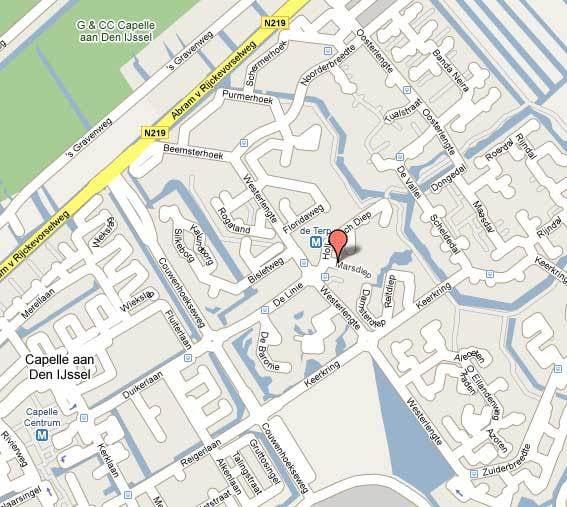 Rasa Sayang: Springersdiep 3, Capelle aan den IJssel, ZH