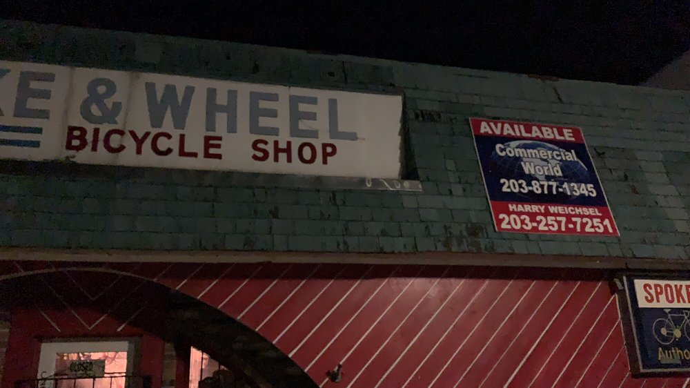 Chris's Spoke & Acy Wheel: 2355 E Main St, Bridgeport, CT