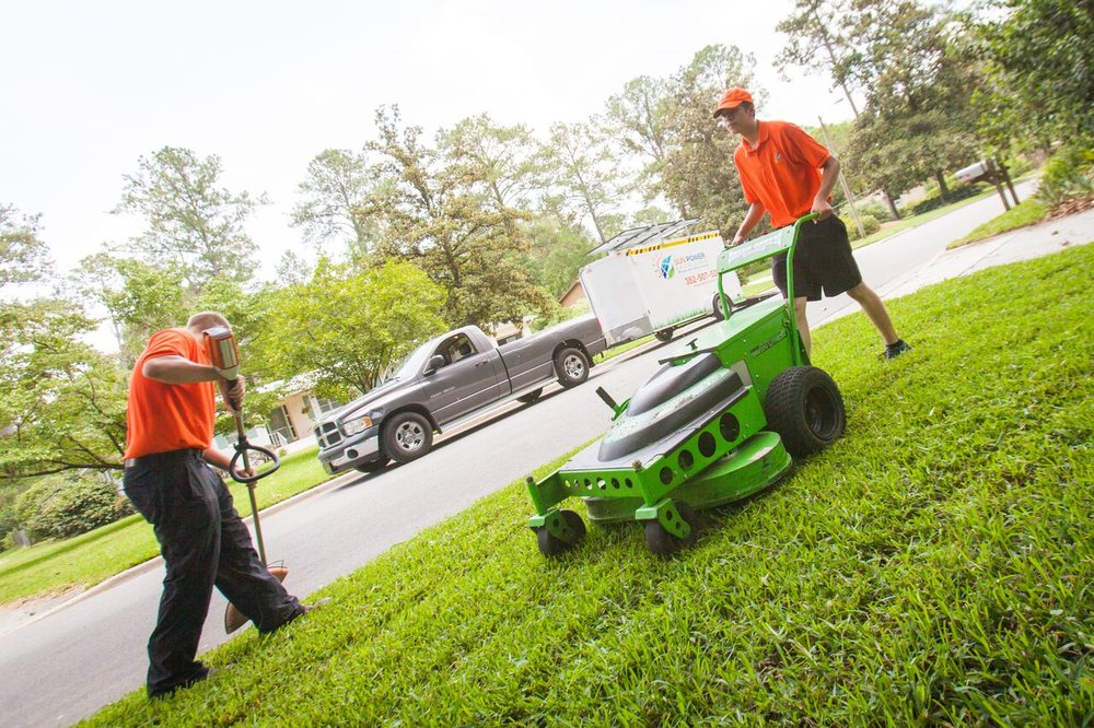 Sun Power Lawn Care: 4923 NW 6th St, Gainesville, FL