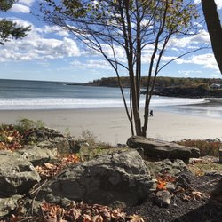 Photo Of York Harbor Beach Me United States View From The