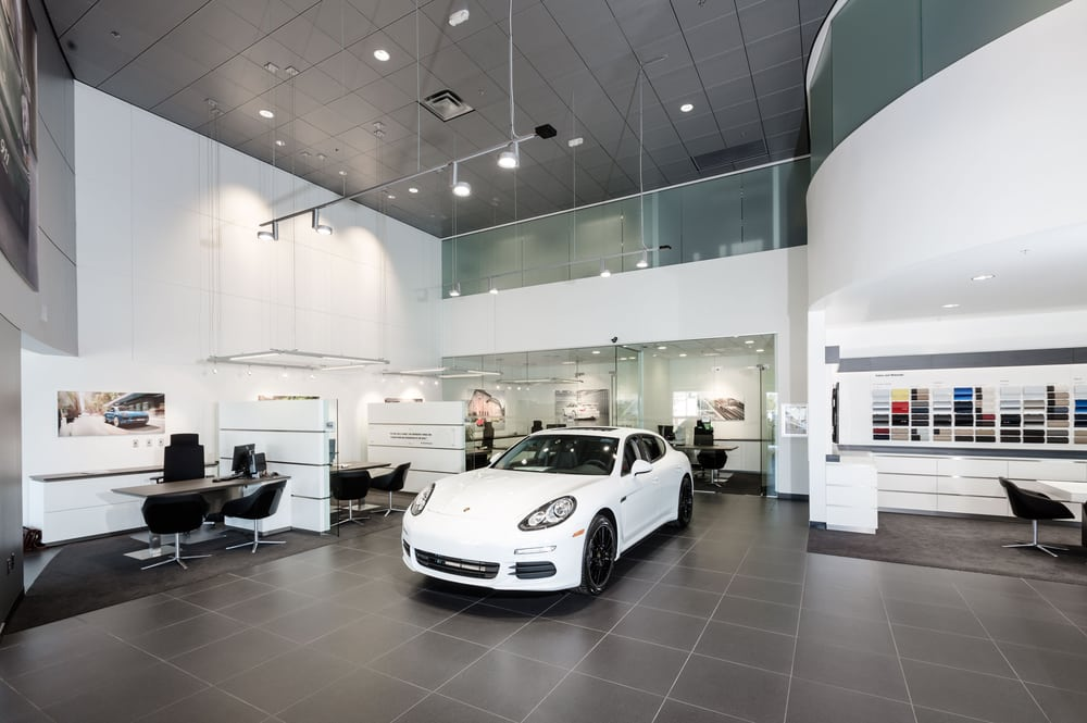 Our New Showroom At Niello Porsche Yelp