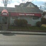 Travel Emporium: 205 E Park Ave, Fairmont, WV