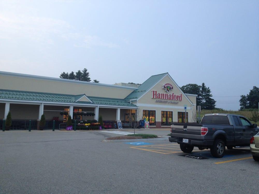 Hannaford Supermarket: 30 Grapevine Dr, Dover, NH