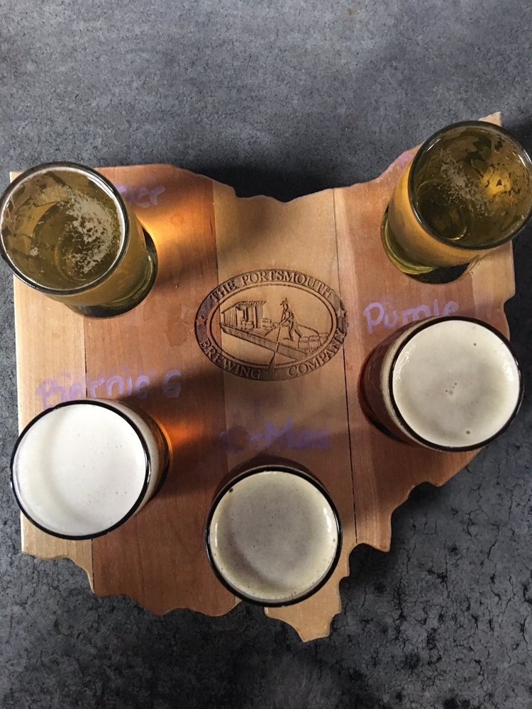 Portsmouth Brewing Company: 224 2nd St, Portsmouth, OH