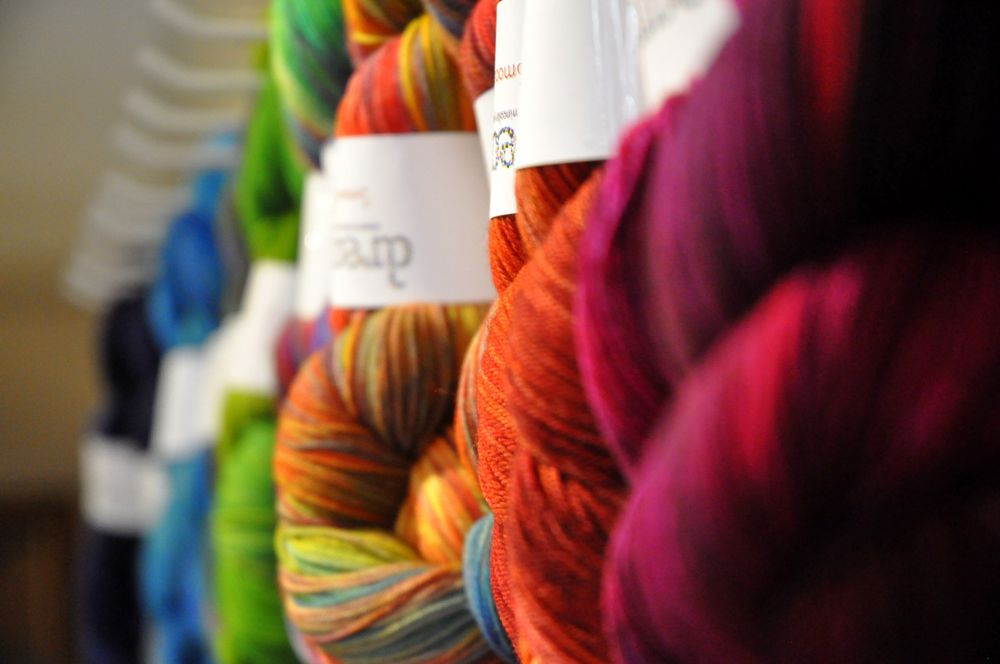 The Noble Thread -  A Yarn Shop in Historic Wilmington