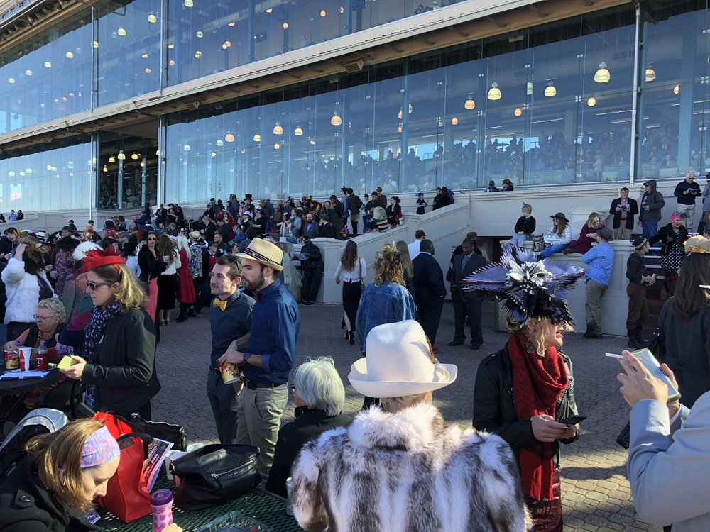 Fair Grounds Race Course and Slots: 1751 Gentilly Blvd, New Orleans, LA