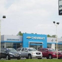 Underwood GM - Car Dealers - 1070 W US 12, Clinton, MI - Phone ...