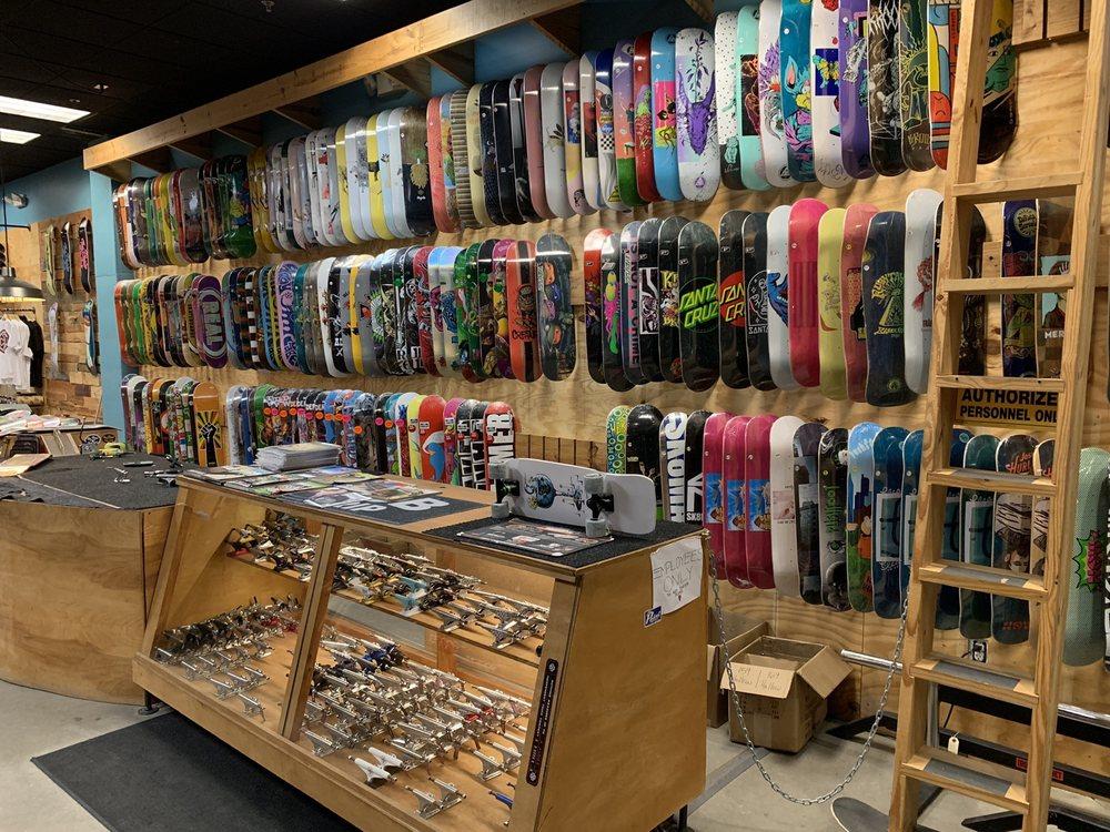 The Point Skate Shop: 181 Fountain Court, Fairview, TX