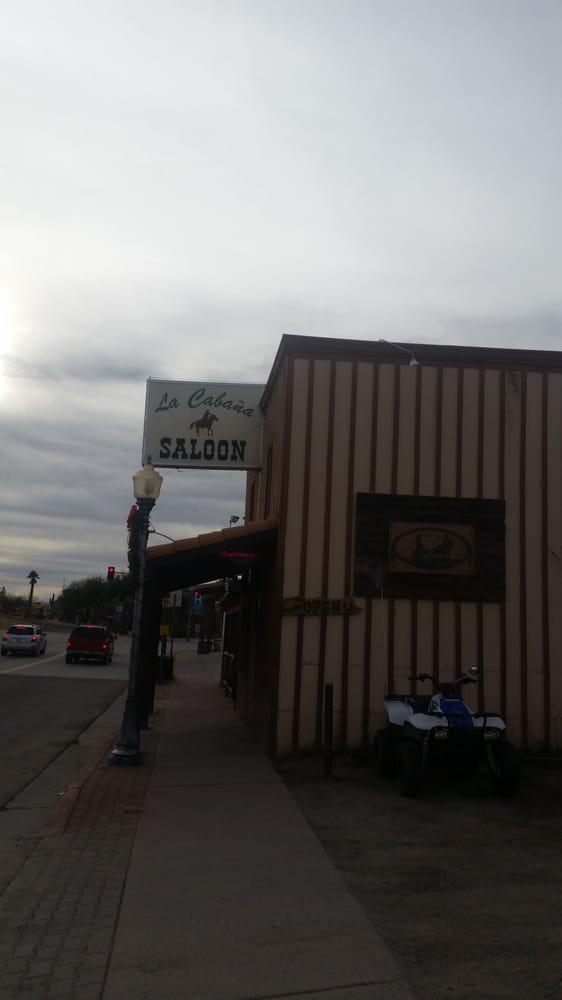 La Cabana Saloon: 132 E Wickenburg Way, Wickenburg, AZ