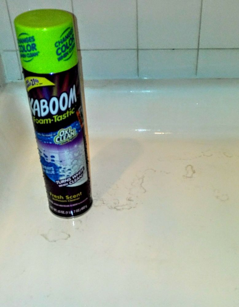 Did not work well for hard water stains & still need to scrub ...