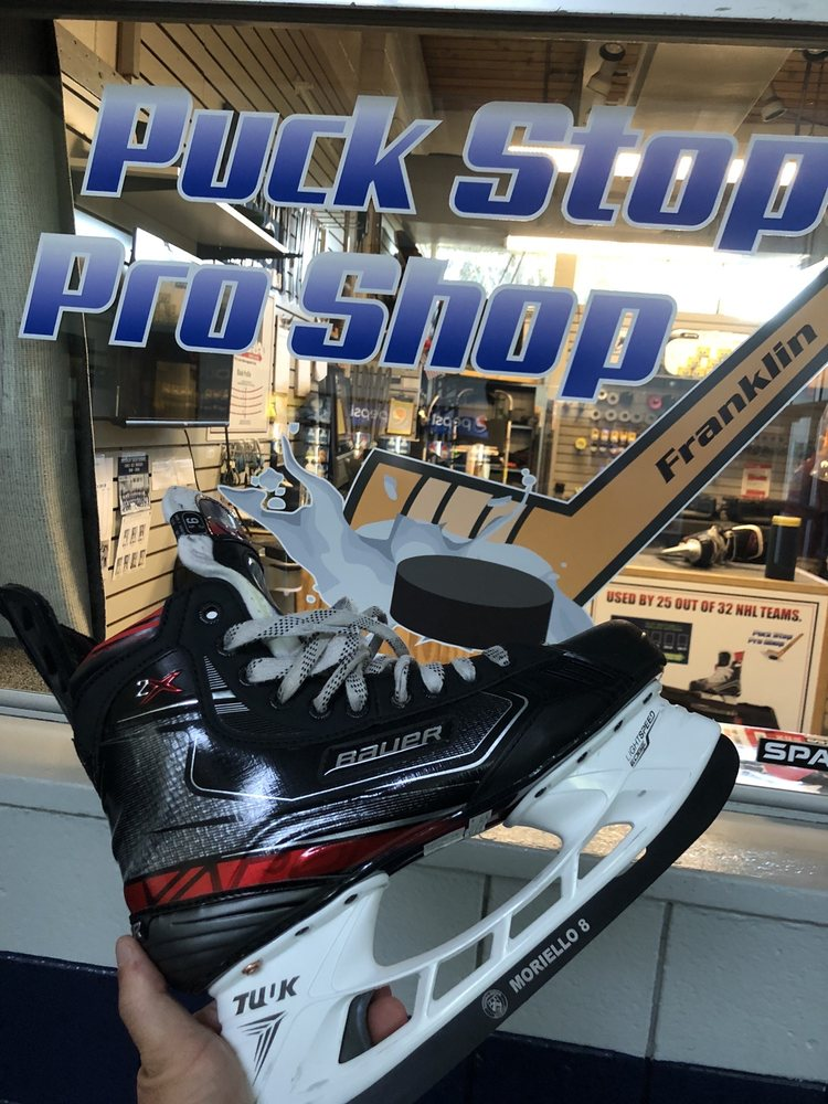 Puck Stop Pro Shop: 910 Panther Way, Franklin, MA