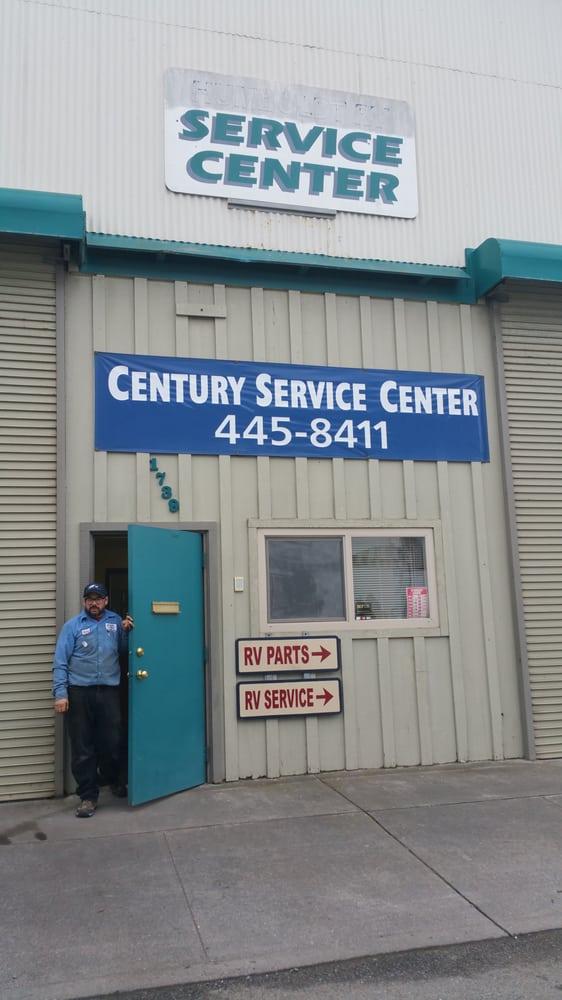 Century Mobile Homes & Century Service Center: 1739 Tomlinson St, Eureka, CA