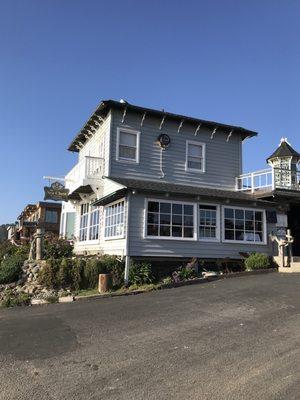 Sea Chest Restaurant Oyster Bar 6216 Moonstone Beach Dr Cambria Ca Bars Mapquest