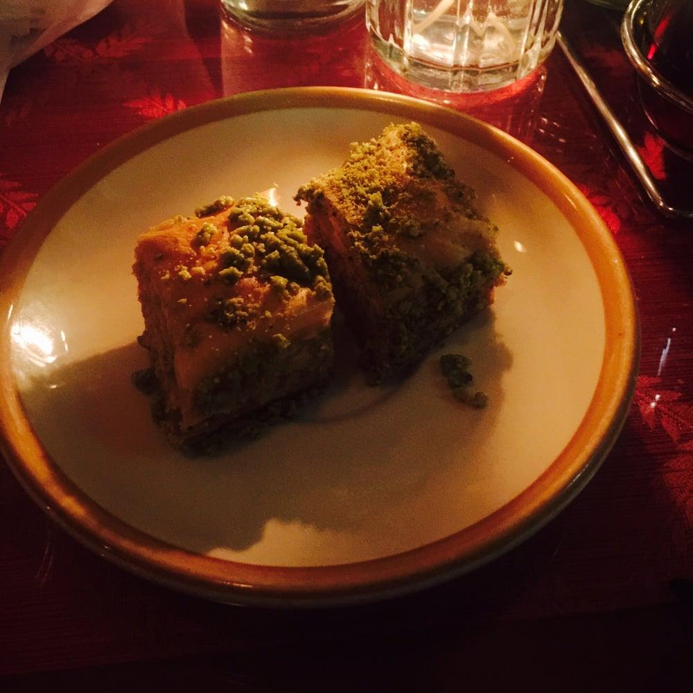 Mediterranean Kitchen Bellevue Wa: Baklava! Rally Flakey
