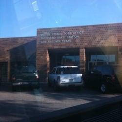 Henderson Pass Post Office logo