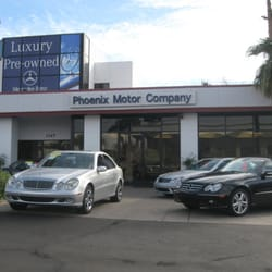 Phoenix Motor Company Pre Owned Value Center Closed
