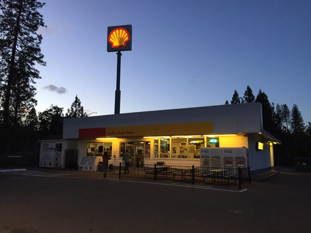 Shell: 20884 Antlers Rd, Lakehead, CA