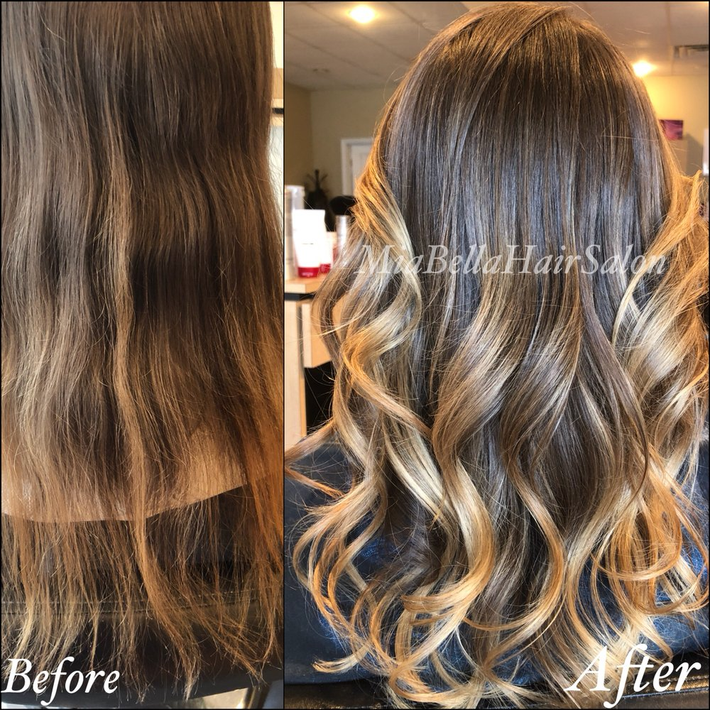Mia Bella Hair Salon: 8457 Baltimore National Pike, Ellicott City, MD