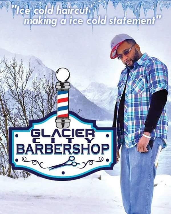 Glacier City Barber Shop: 11312 Kenai Spur Hwy, Kenai, AK
