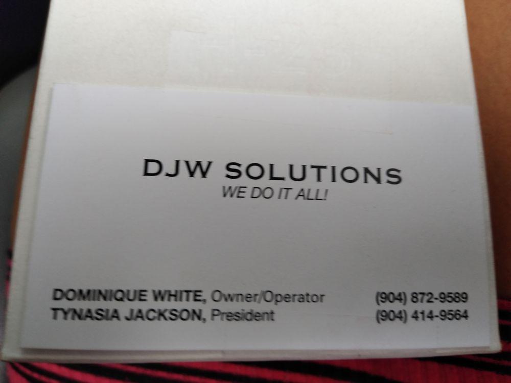 DJW Solutions