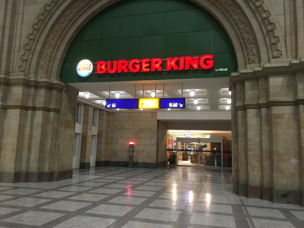 Burger King Burgers Willy Brandt Platz 5 Leipzig Sachsen