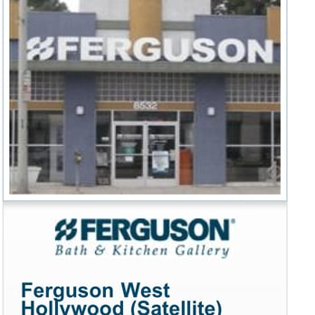 Photo Of Ferguson Bath U0026 Kitchen Gallery   West Hollywood, CA, United States
