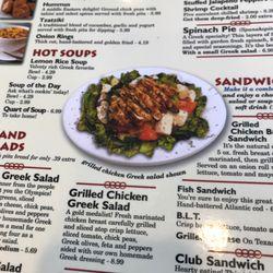 Greecian Island Restaurant 41 Reviews Diners 9994 E