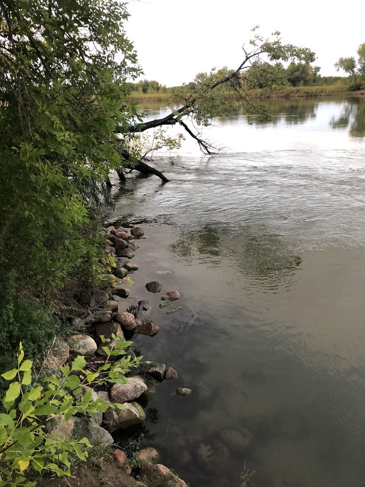 Missouri River Trail Run: 1472 River Dr NE, Mandan, ND