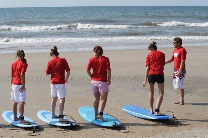 On Shore Surf Shop: 405 Roland Ave, Surf City, NC