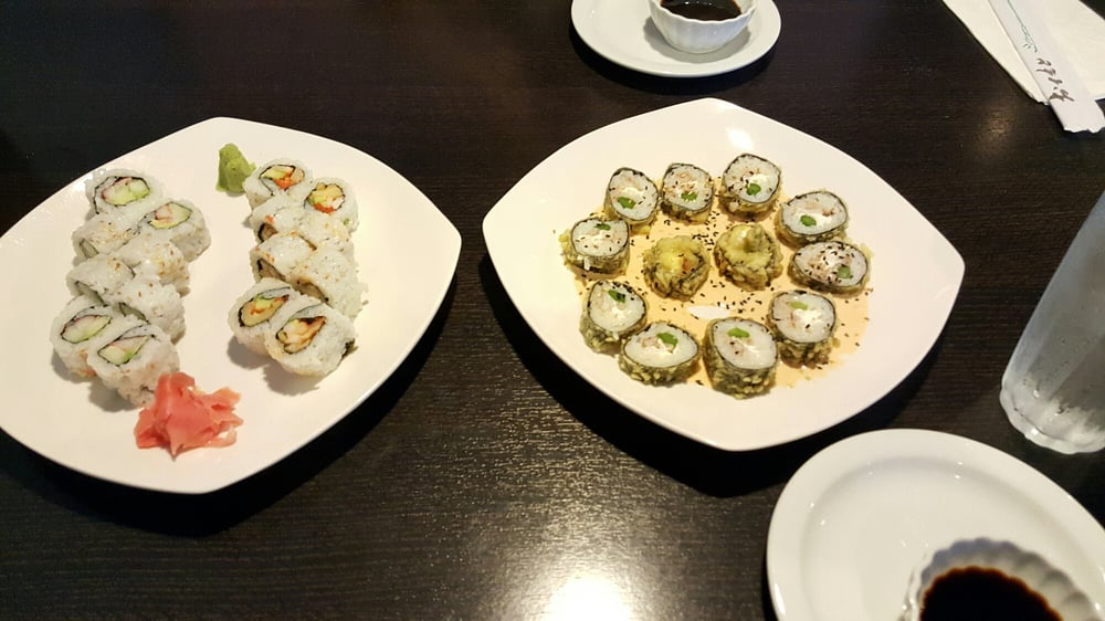 Fong's Sushi: 15311 Amberly Dr, Tampa, FL