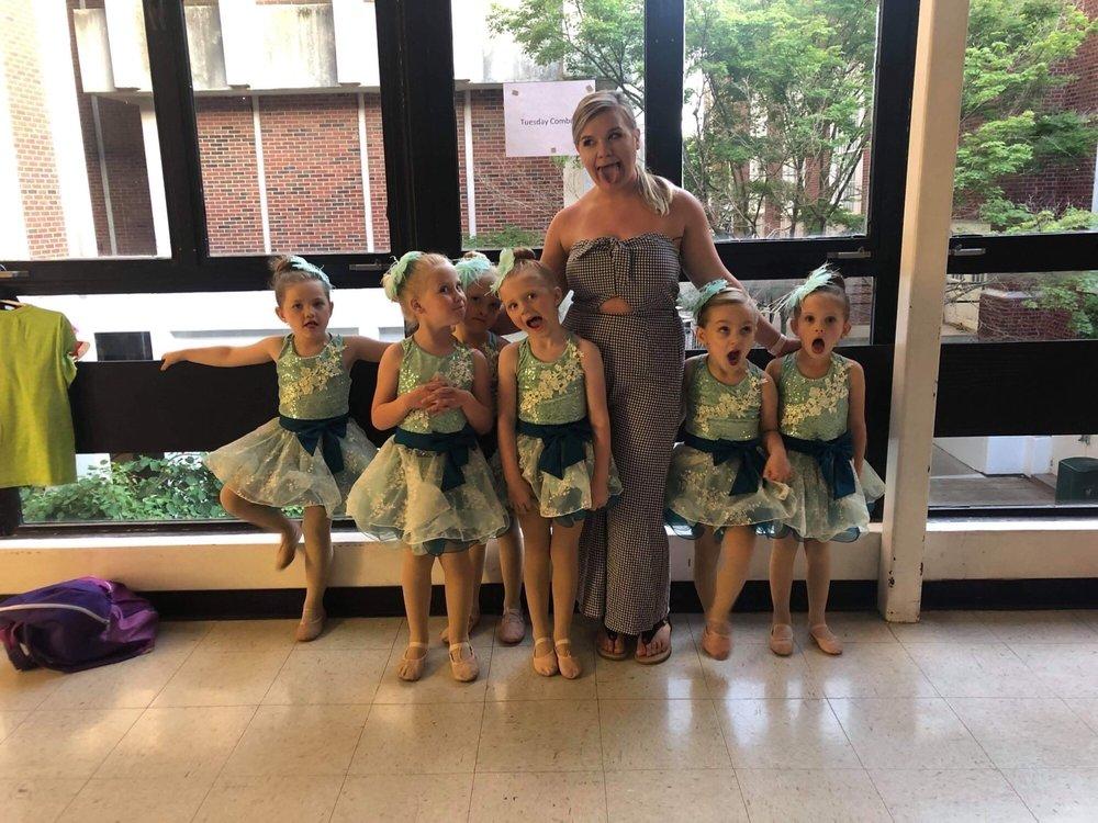Bluegrass Academy of Dance: 901 Coldwater Rd, Murray, KY