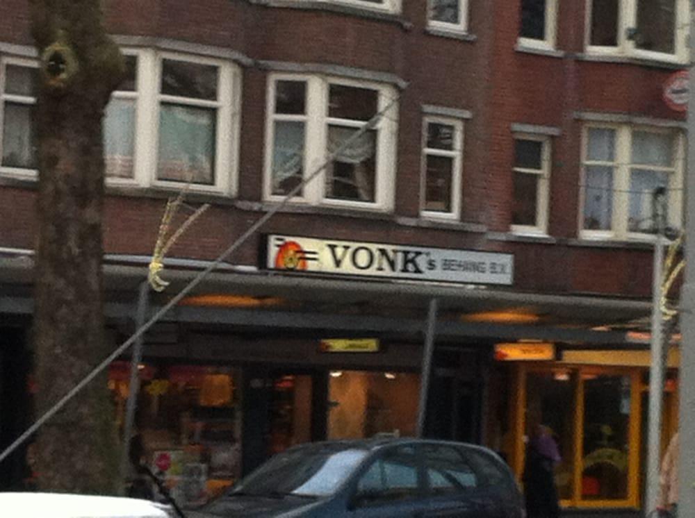 Vonk s behang binnenhuisarchitectuur beijerlandselaan 35 37 rotterdam zuid holland - Behang voor restaurant ...