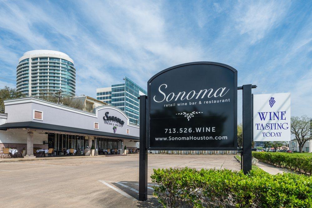 Sonoma Wine Bar - Upper Kirby