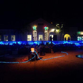 christmas lights selby gardens