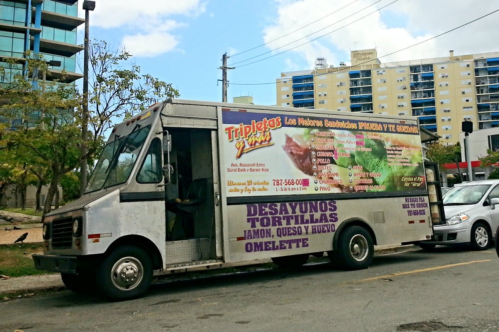 Los Mejores Sandwiches: Avenida Franklin Delano Roosevelt, San Juan, PR