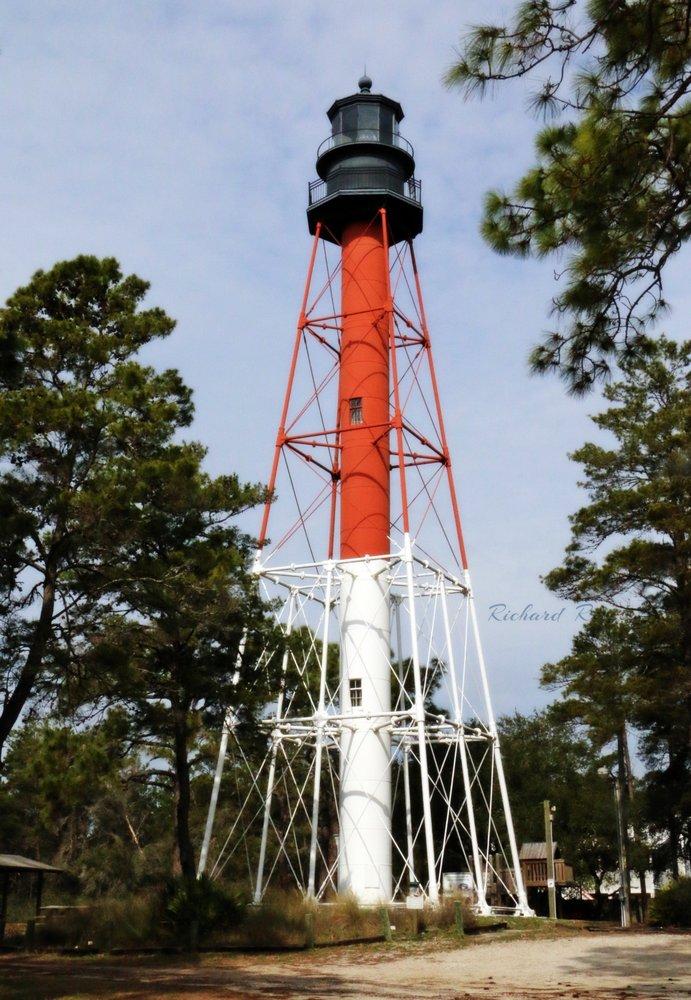 Crooked River Lighthouse: 1975 Highway 98 E, Carrabelle, FL