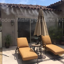 Attrayant Photo Of Modern Misting Systems   Palm Desert, CA, United States. Patio  Misting