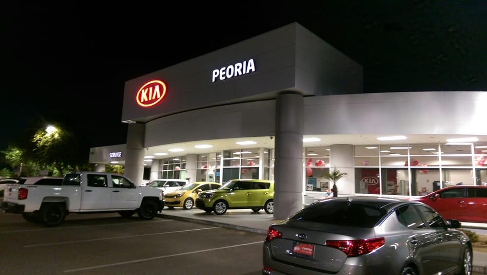 Kia Dealership Near Me >> Peoria Kia - 35 Photos & 111 Reviews - Car Dealers - 17431 ...