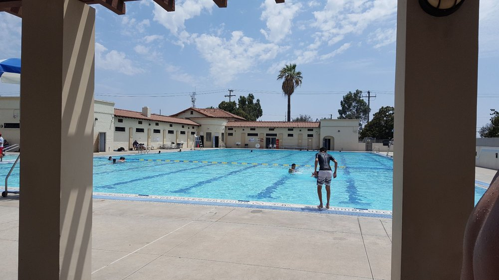 George Hensel Aquatic Center: 1300 W Olympic Blvd, Montebello, CA