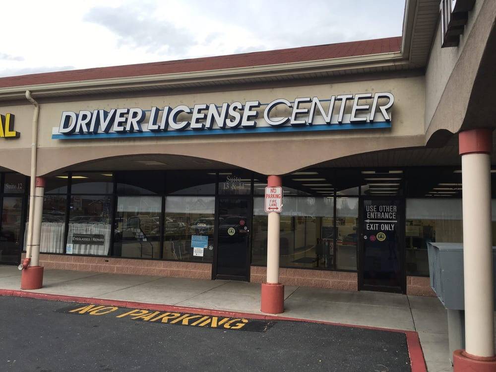 drivers license test in pa