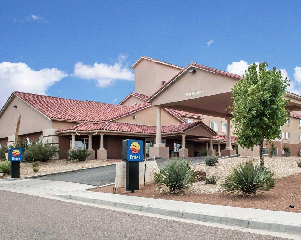 Comfort Inn & Suites: 400 Wabash St, Lordsburg, NM