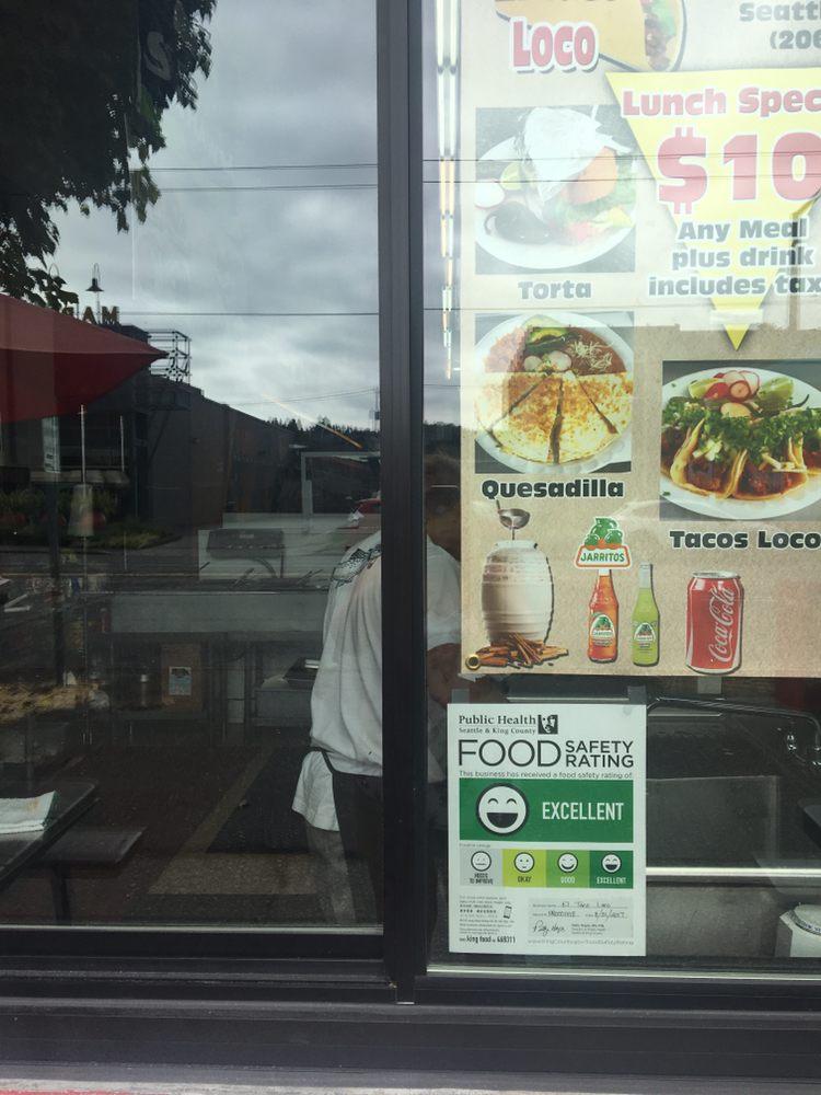 El Taco Loco: Seattle, WA