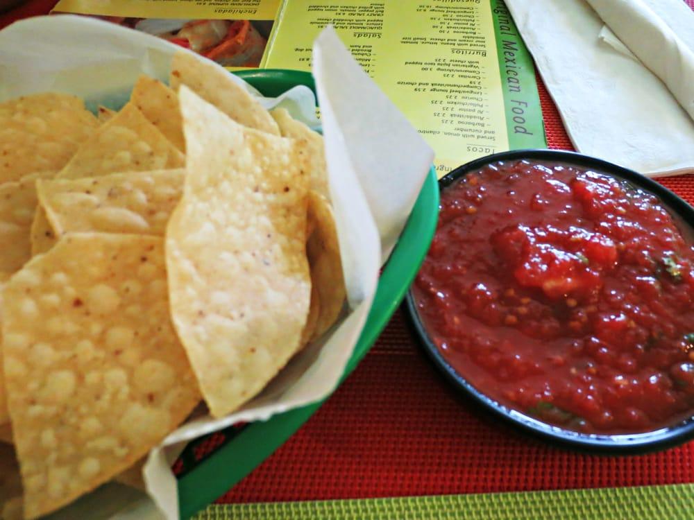 Mexican Food Cincinnati Downtown