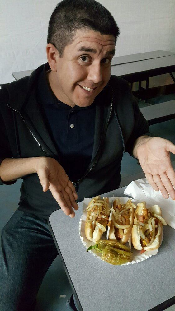 Rossy's Hot Dogs & Mexican Food: 3121 W 8th St, Yuma, AZ